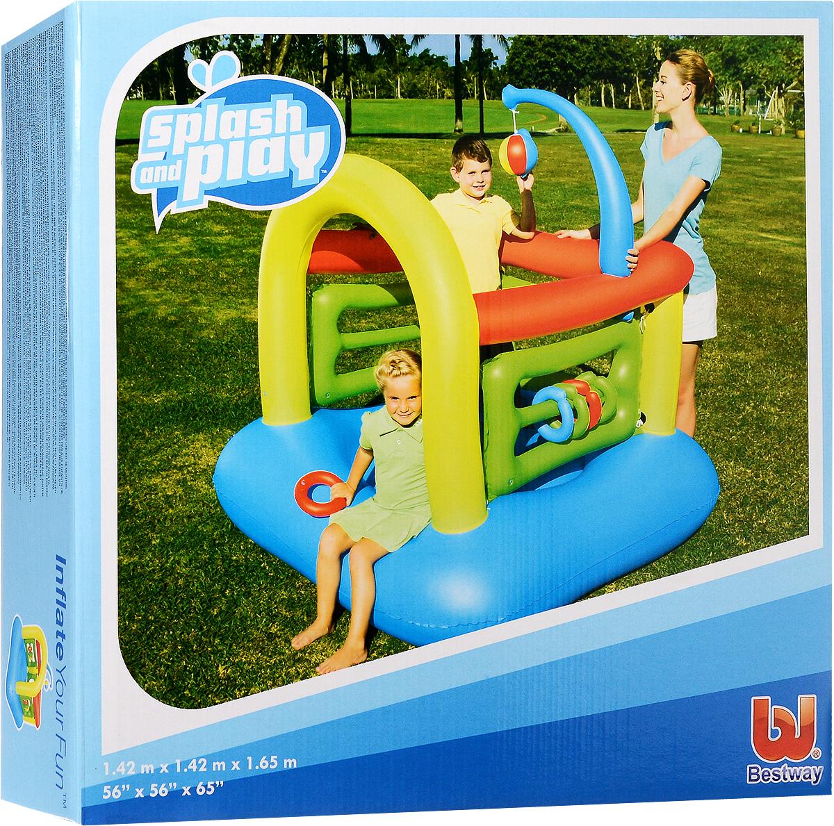 Bestway Детский надувной батут Splash and Play