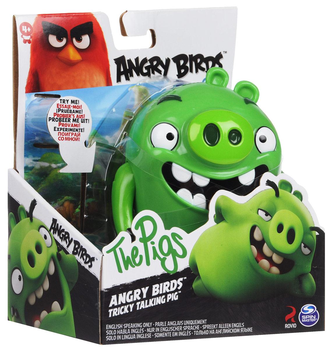 Angry Birds Фигурка озвученная The Pigs