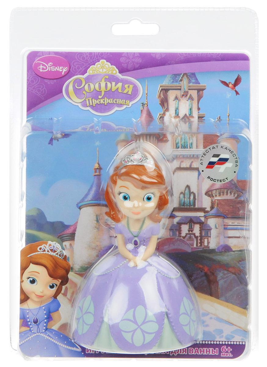 Играем вместе Игрушка для ванной Принцесса София