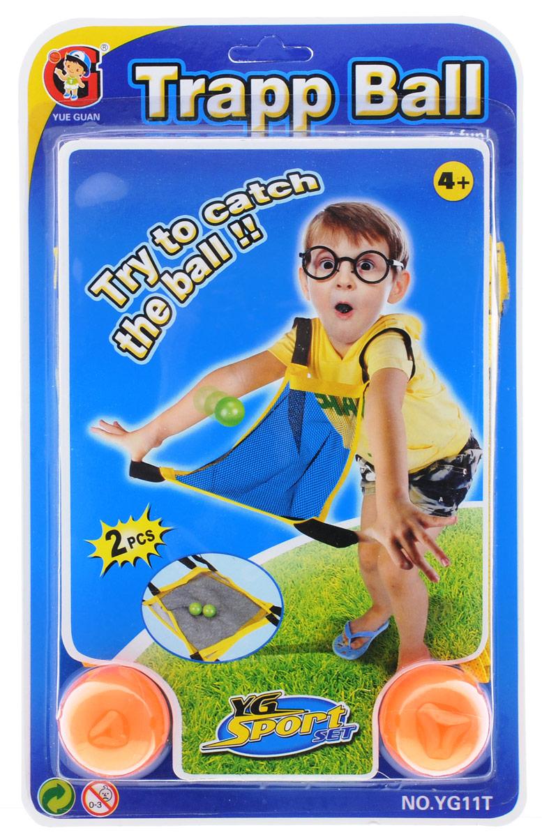 YG Sport Игра детская Поймай мячик
