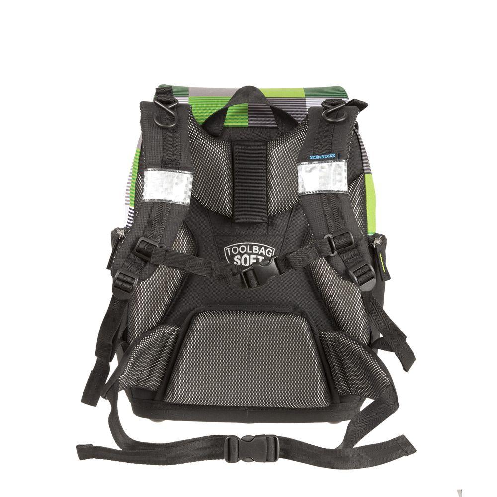 Schneiders Школьный ранец Toolbag Soft Moto с наполнением
