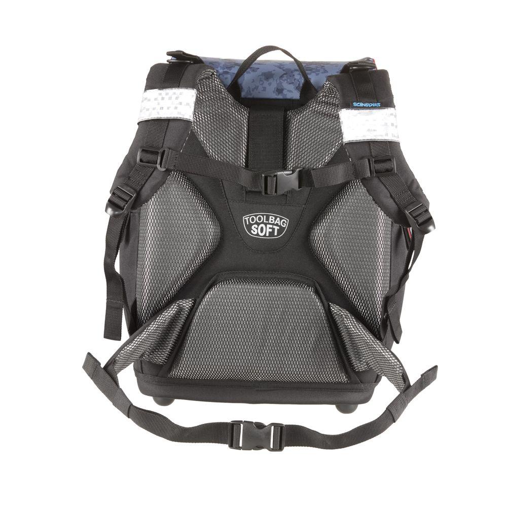 Schneiders Школьный ранец Toolbag Soft Special Mission с наполнением