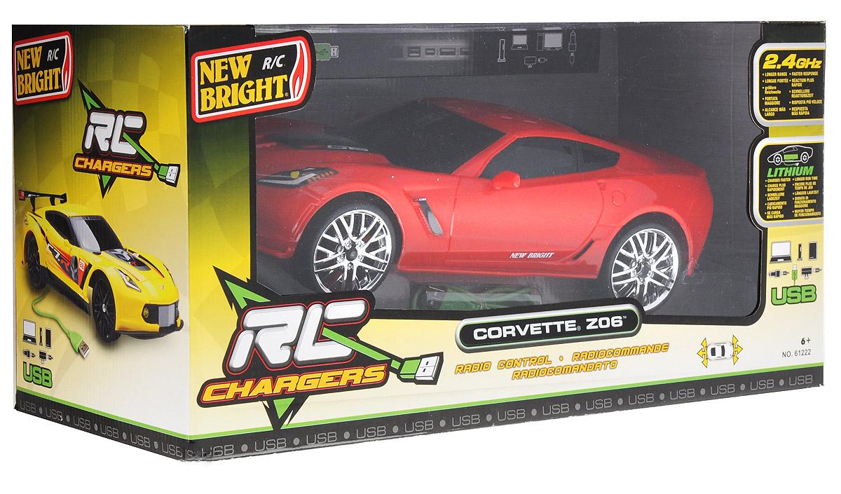 New Bright Радиоуправляемая модель Corvette Z06