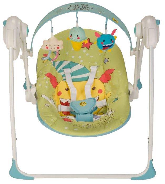 Happy Baby Электрокачели Jolly Green
