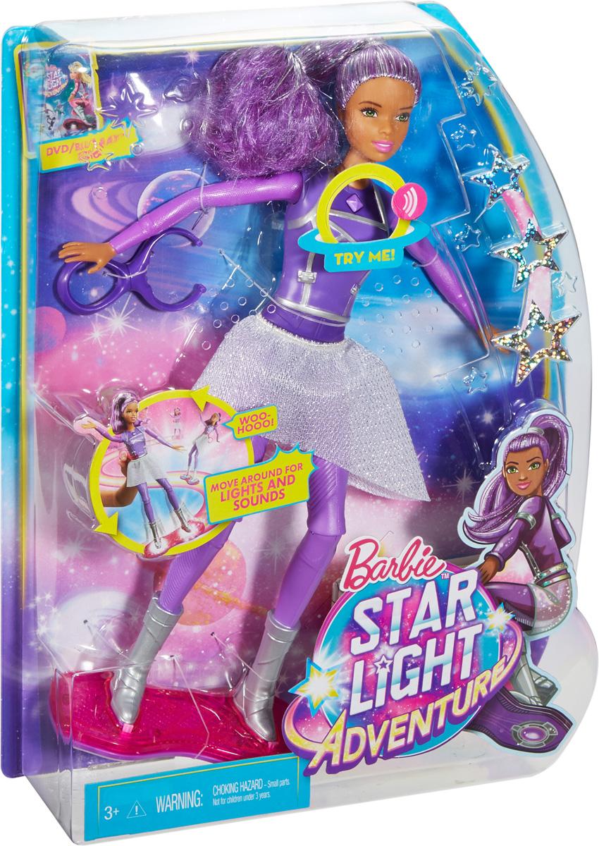 Barbie Кукла озвученная с ховербордом