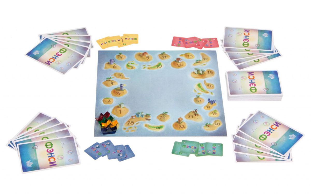 Stupid Casual Настольная игра Фэнси ( 90866 )