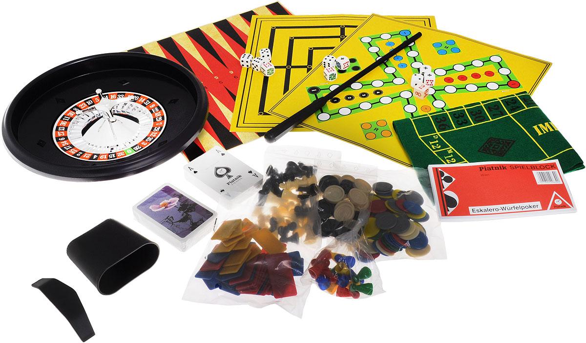 Piatnik Набор настольных игр X-Large Games ( 780424 )
