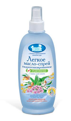Легкое масло-спрей детское Наша мама, для чувствительной и проблемной кожи, 250 мл (Наша Мама)