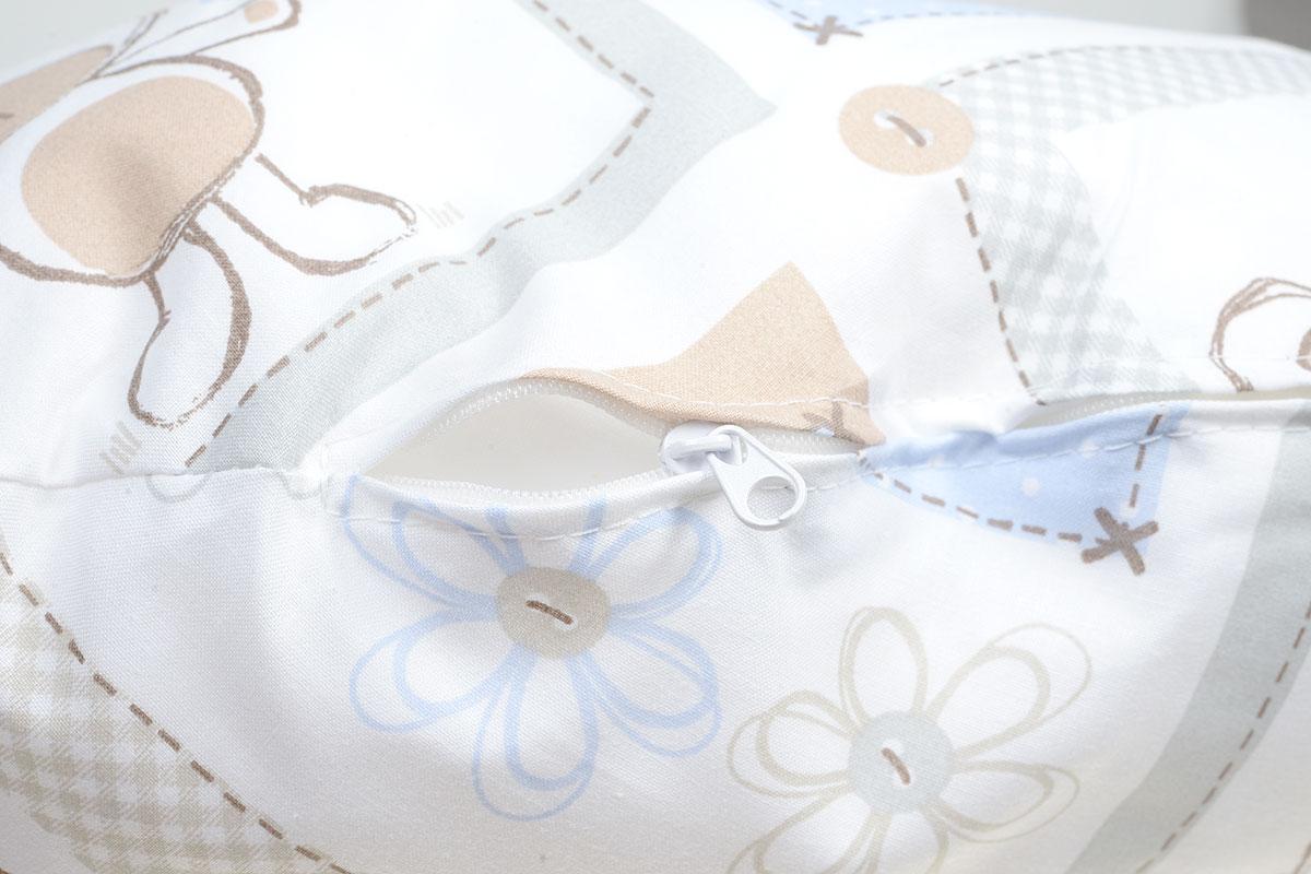 Plantex Подушка для кормящих и беременных мам Comfy Small Мишка и дерево