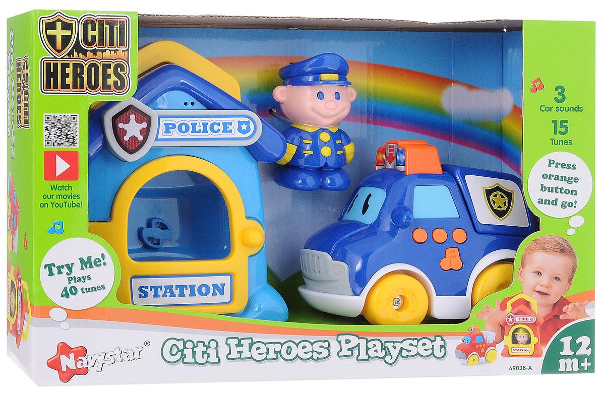 Navystar Игровой набор Полиция