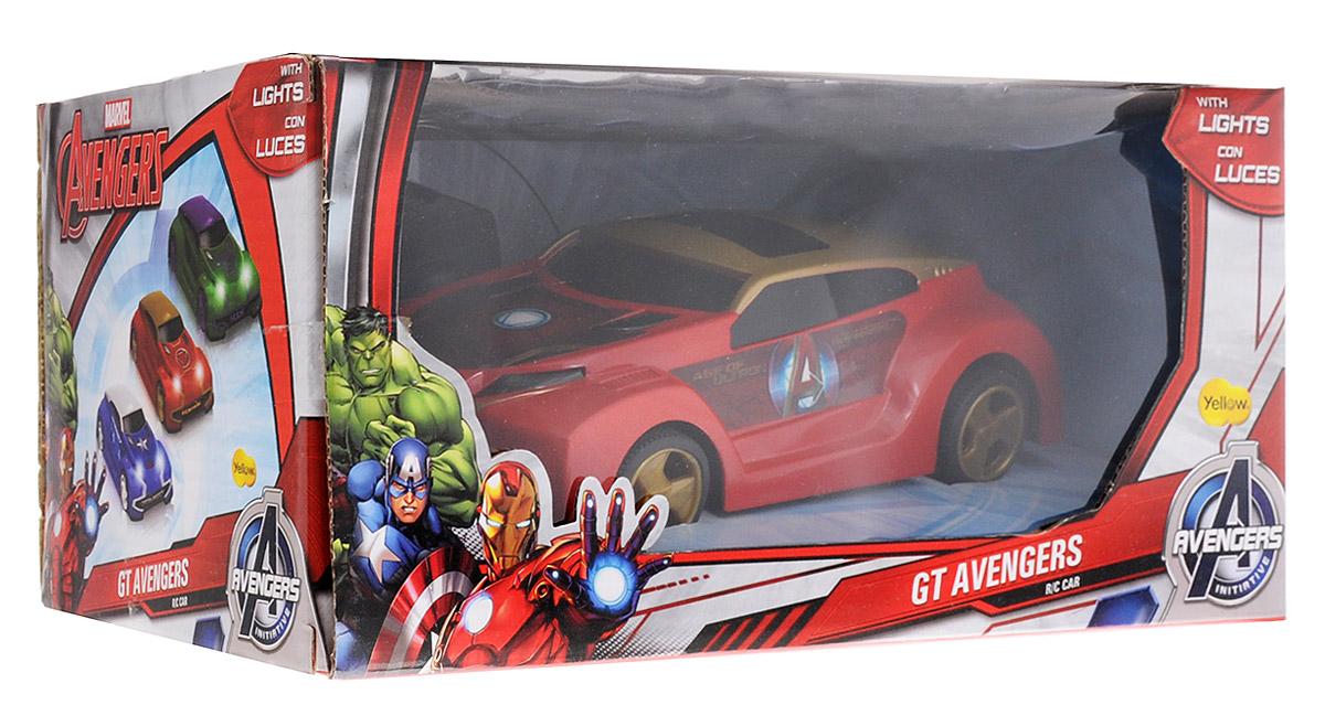 Avengers Машина на радиоуправлении Iron Man 5069