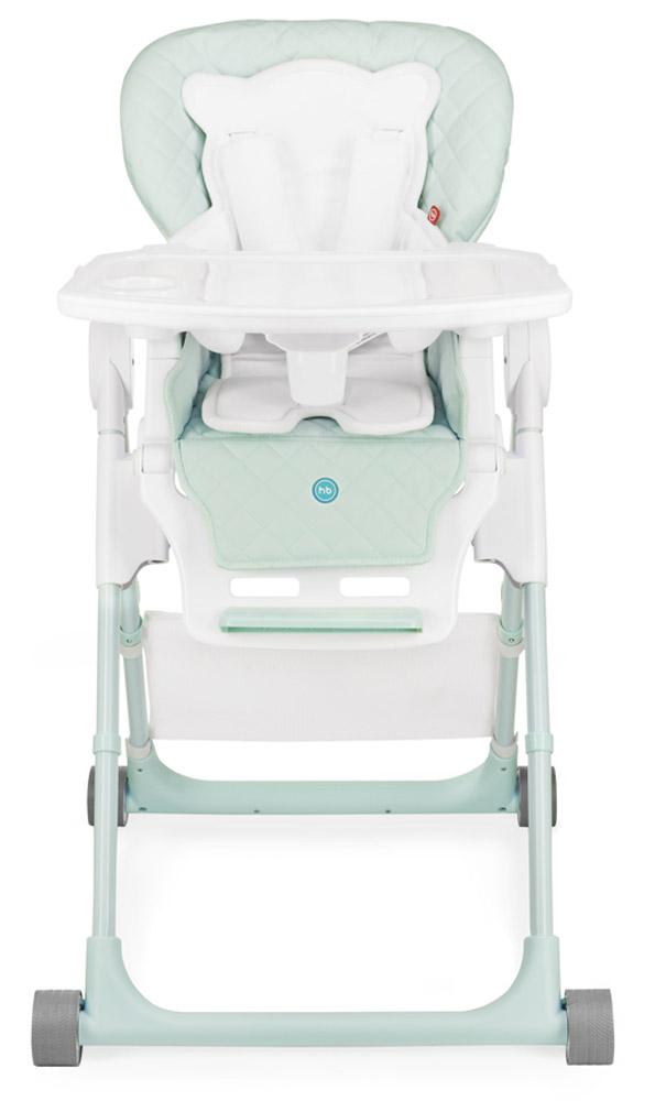 Happy Baby Стульчик для кормления Wiliam V2 цвет голубой