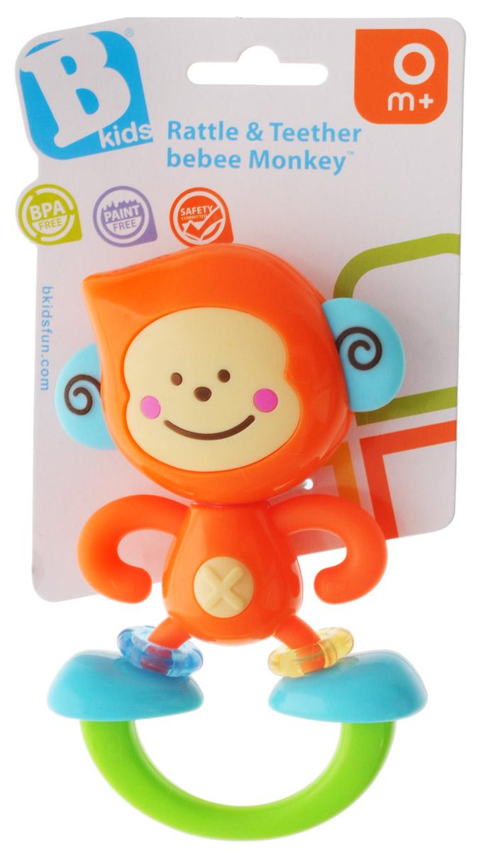 B kids Прорезыватель Веселая обезьянка