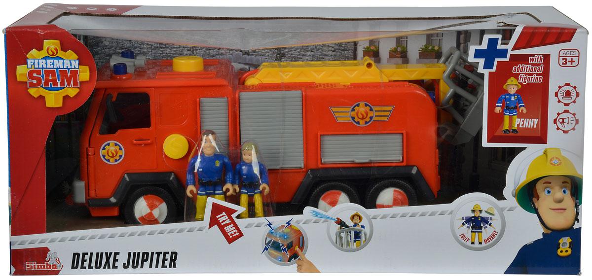 Simba Пожарная машина Deluxe Jupiter