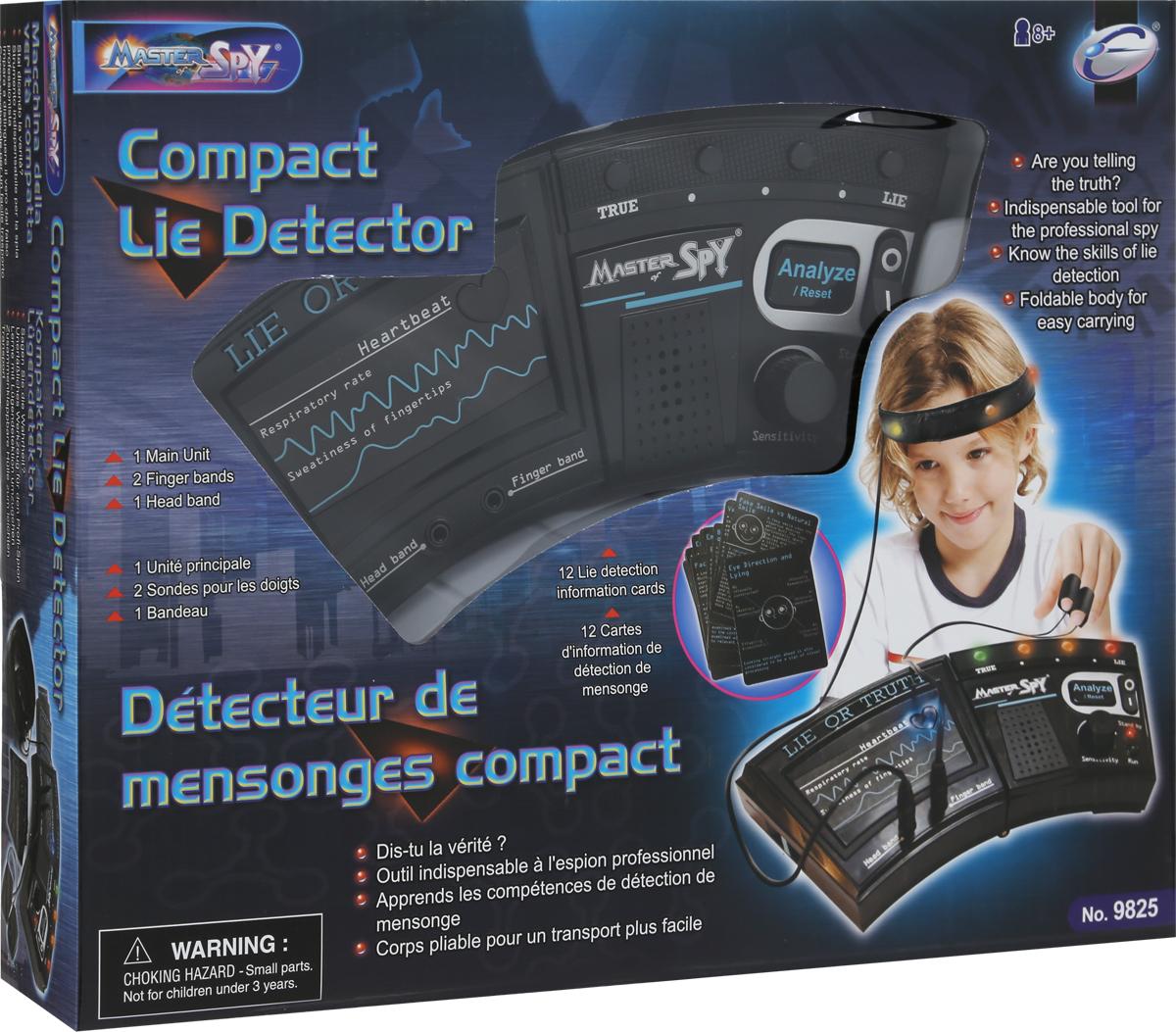 Eastcolight Игрушечный детектор лжи