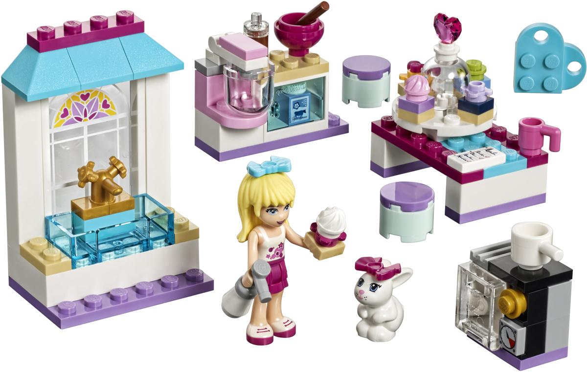 LEGO Friends Конструктор Кондитерская Стефани 41308