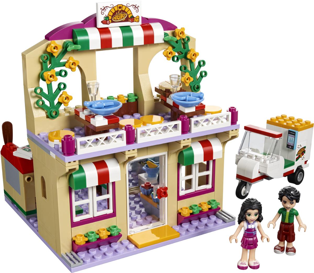 LEGO Friends Конструктор Пиццерия 41311