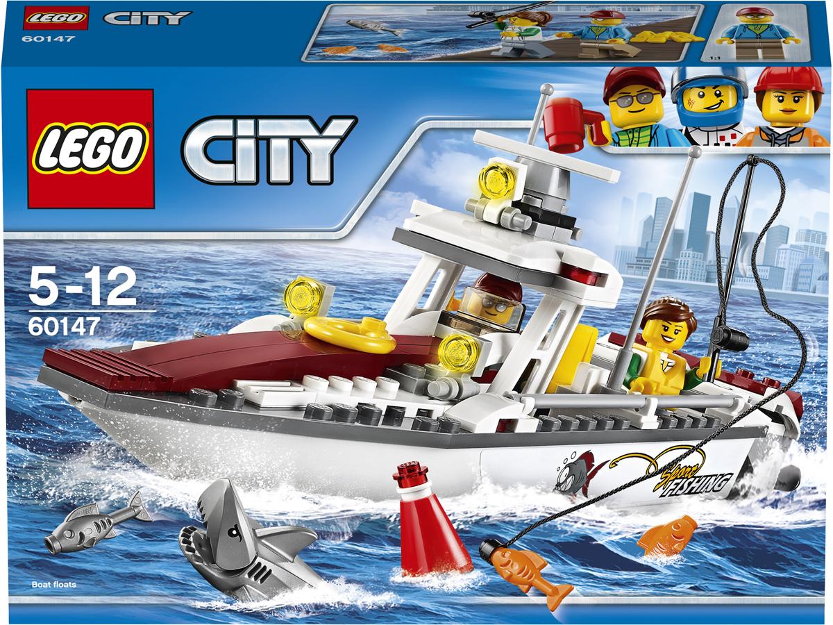 60147 рыболовный катер
