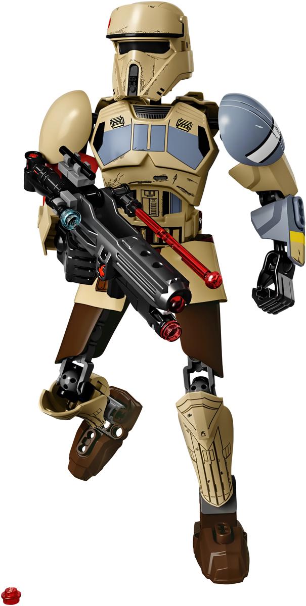 LEGO Star Wars Конструктор Штурмовик со Скарифа 75523