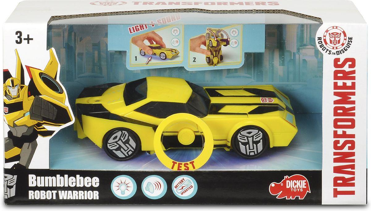 Dickie Toys Машинка-трансформер Bumblebee