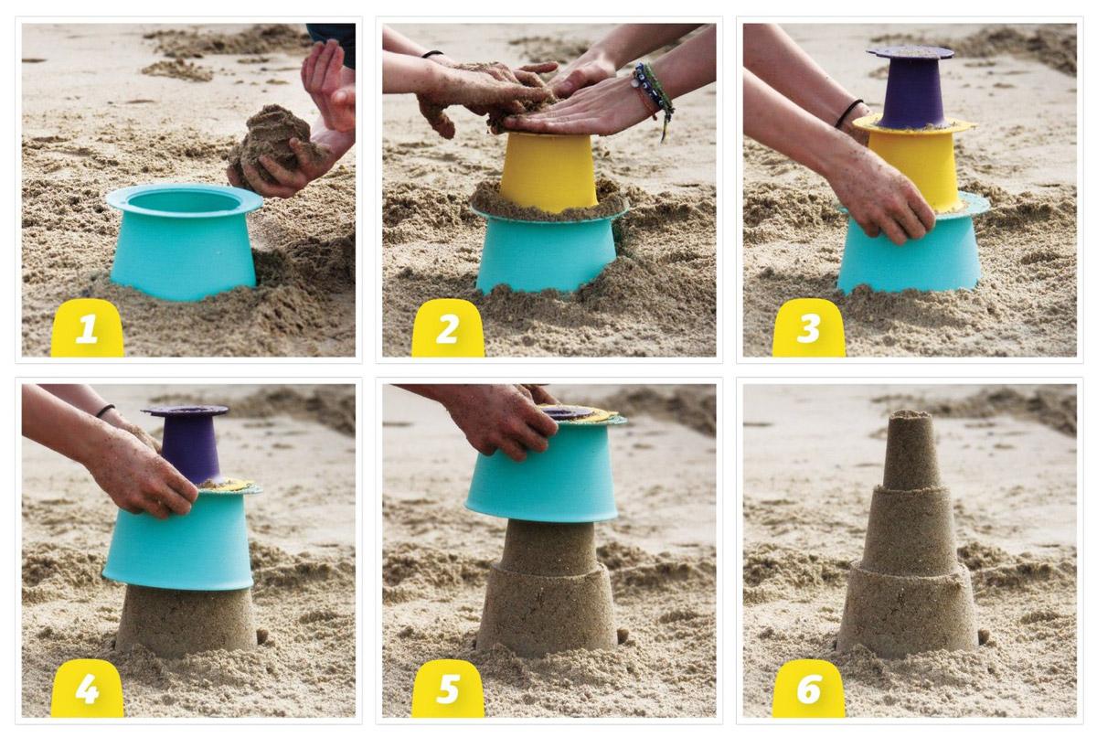 Песок своими руками для детей 15