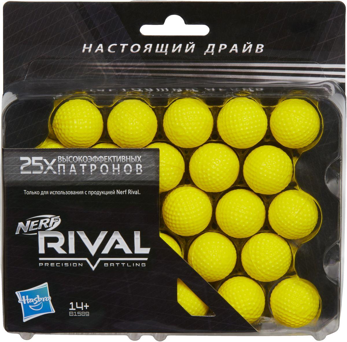 Nerf Набор шариков Rival 25 шт