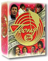 """Сборник """"Песня 76-80"""" (7 DVD)"""