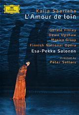 Kaija Saariaho - L' Amour de Loin / Esa-Pekka Salonen компас silva compass 54 6400 6400 360