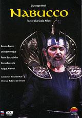 Verdi - Nabucco / Muti, Bruson, Dimitrova, Burchuladze, Beccaria, Pierotti, La Scala 1987 DVD
