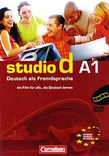 Studio D: Ein Film Fur Alle, Die Deutsch Lernen - A1Der Film zeigt eine Gruppe junger DaF-Studenten aus Jena im Umfeld von Studium, Job, Praktikum und Freizeit. Im Mittelpunkt steht die Studentin Katja, die sich um ein Praktikum in Berlin bewirbt. Katja fuhrt uns durch Jena, stellt die Universitat, den Markt und weitere Sehenswurdigkeiten vor. Wir begleiten Katja zu ihrem Vorstellungsgesprach nach Berlin und lernen mit ihr die Stadt kennen. Zuruck in Jena feiert sie mit ihren Freunden den erfolgreichen Ausgang des Gesprachs in Berlin. Gemeinsam schmieden sie Urlaubsplane fur den kommenden Sommer. Das Video mit einer Gesamtlange von ca. 35 Minuten hat Spielfilmcharakter. Fur den Unterricht konnen problemlos auch einzelne Szenen behandelt werden, die uber das Navigationsmenu direkt anwahlbar sind. Darauf abgestimmte Ubungen finden Sie im beiliegenden Arbeitsheft und in unserem online-Angebot: www.cornelsen.de / studio-d. Inhalt: 01. Der Film 02. Teil 1: Jena 03. Teil 2: Berlin ...