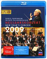 Barenboim Daniel, Wiener Philharmoniker: New Year's Concert 2009 (Blu-ray) 2008