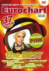 """Танцевальный рай """"Eurochart The Best"""" """"Eurochart The Best"""" 2009 DVD"""