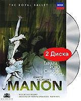 Massenet: Manon / Tamara Rojo, Carlos Acosta, The Royal Ballet (2 DVD)DVD 1: Act 1 Scene 1 - The Courtyard of an Inn near Paris 01. Prelude 02. Ensemble 03. Solo - Lescaut 04. Beggars Dance 05. Pas de Sept 06. Arrival of the Coach - Entrance of Manon 07. Dance of the Two Courtesans 08. Solo: Lescauts Mistress 09. Meeting of Manon and Des Grieux 10. Solo: Des Grieux 11. Pas de Deux: Manon and Des Grieux 12. Intermezzo Scene 2 - Des Grieuxs lodgings in Paris 13. Pas de Deux: Manon and Des Grieux 14. Entrance of Monsieur G.M. and Lescaut 15. Pas de Trois: Manon, Lescaut and Monsieur G.M. 16. Des Grieux and Lescaut Fight DVD 2: Act 2 Scene 1 - A Party at the Hotel particulier of Madame 1. Ensemble 2. Solo: Lescaut 3. Pas de Deux: Lescaut and his Mistress 4. Duet for Two Courtesans 5. Entrance of Manon 6. ...