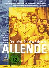 Der letzte Tag Des Salvador Allende11 September 1973, Santiago de Chile. Generel Pinochet mit Unterstuetzung USA gegen die gewaehlte Regierung Salvador Allendes. Allende weigert sich, das Ultimatum der Militaers anzunehmen und den Praesidentenpalast zu verlassen. In einer Radioansprache wendet er sich ein letztes Mai an die chilenische Bevoelkerung. Trabitzsch laesst seine Zeugen und Dokumente sprechen, und er laesst ihnen ihre Zeit, ihren Raum, ihre Bewegung. Dass er sein Material so wenig unter Druck setzt, ihm so wenig abverlangt und so viel Freiheit laesst, scheint dem Gegenstand angemessen. Es ist sozusagen ein allendischer Film, voller Trauer um diese zerstoerte Hoffnung in der Geschichte, voller unterschwel-liger Trauer wohl auch um den Verlust einer politischen Sprache und einer politischen Sprache der Bilder. (...) Man koennte von einem filmischen Gedicht der Historie sprechen, einem Kaddisch fuer ein romantisches politisches Projekt. Michael Trabitzsch hat tief in den Archiven...