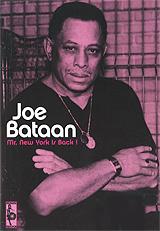 Joe Bataan: Mr. New York Is Back! 2010 DVD