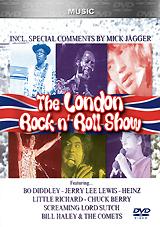 Various Artists: The London Rockn' Roll Show 2003 DVD