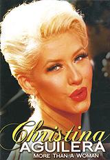 Christina Aguilera: More Than A Woman 2010 DVD