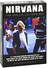 Nirvana: The Nirvana DVD Collectors Box (2 DVD)