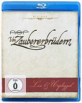 ASP: Von Zaubererbruedern. Live & Unplugged (Blu-ray)