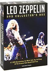 Led Zeppelin: DVD Collectors Box (2 DVD)