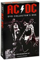 AC/DC: DVD Collectors Box (2 DVD)