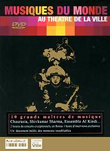 Various Artists: Musiques Du Monde: Theatre De La Ville - Paris 2010 DVD
