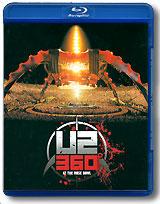 U2: 360° At The Rose Bowl (Blu-ray)