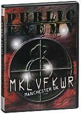 Public Enemy: Manchester UK Live (2 DVD)