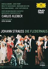 Tracklist: 01. Opening Credits 02. Ouverture - Ballett Der Bayerischen Staatsoper Act I 03. No. 1 Introduction: «Taubchen, Das Entflattert Ist» 04. «Adele, Was Ist Denn Schon Wieder?» 05. No. 2 Terzett: «Nein, Mit Solchen Advokaten» 06. No. 3 Duett: «Komm Mit Mir Zum Souper» 07. No. 4 Terzett: «So Muss Allein Ich Bleiben» 08. No. 5 Finale I: «Trinke, Liebchen, Trinke Schnell» 09. «Ich Hore Stimmen» 10. «Mein Herr, Was Dachten Sie Von Mir» 11. «Mein Schones, Groses Vogelhaus» Act II 12. No. 6 Introduction: «Ein Souper Heut Uns Winkt» 13. No. 7 Couplet: «Ich Lade Gern Mir Gaste Ein» 14. No. 8 Ensemble Und Couplet: «Ach, Meine Herr'n Und Damen» 15. «Mein Herr Marquis» 16. No. 9 Duett: «Dieser Anstand, So Manierlich» ...