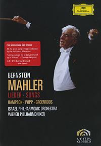 Mahlerr / Bernstein: Liede