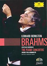 Johannes Brahms, Leonard Bernstein: The Piano Concertos