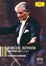 Bernstein / Ludwig Van Beethoven: Symphonies Nos. 3, 4 & 5Ludwig Van Beethoven (1770-1827) Symphony No. 3 In E Flat Major, Op. 55 Eroica Symphonie Nr. 3 Es-Dur 01. Opening Credits / Vorspann / Generique 02. I Allegro Con Brio 03. II Marcia Funebre. Adagio Assai 04. III Scherzo. Allegro Vivace 05. IV Finale. Allegro Molto Symphony No. 4 In В Flat Major, Op. 60 Symphonie Nr. 4 B-Dur 06. Opening Credits 07. I Adagio-Allegro Vivace 08. II Adagio 09. III Allegro Vivace 10. IV Allegro Ma Nontroppo Symphony No. 5 In С Minor, Op. 67 Symphonie Nr. 5 C-Moll 11. Opening Credits 12. I Allegro Con Brio 13. II Andante Con Moto 14. III Allegro 15. IV Allegro