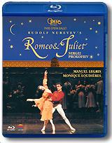 Sergei Prokofiev: Romeo & Juliet (Blu-ray)