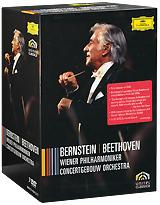 Beethoven, Leonard Bernstein: Wiener Philharmoniker - Concert Gebouw Orchestra (7 DVD)